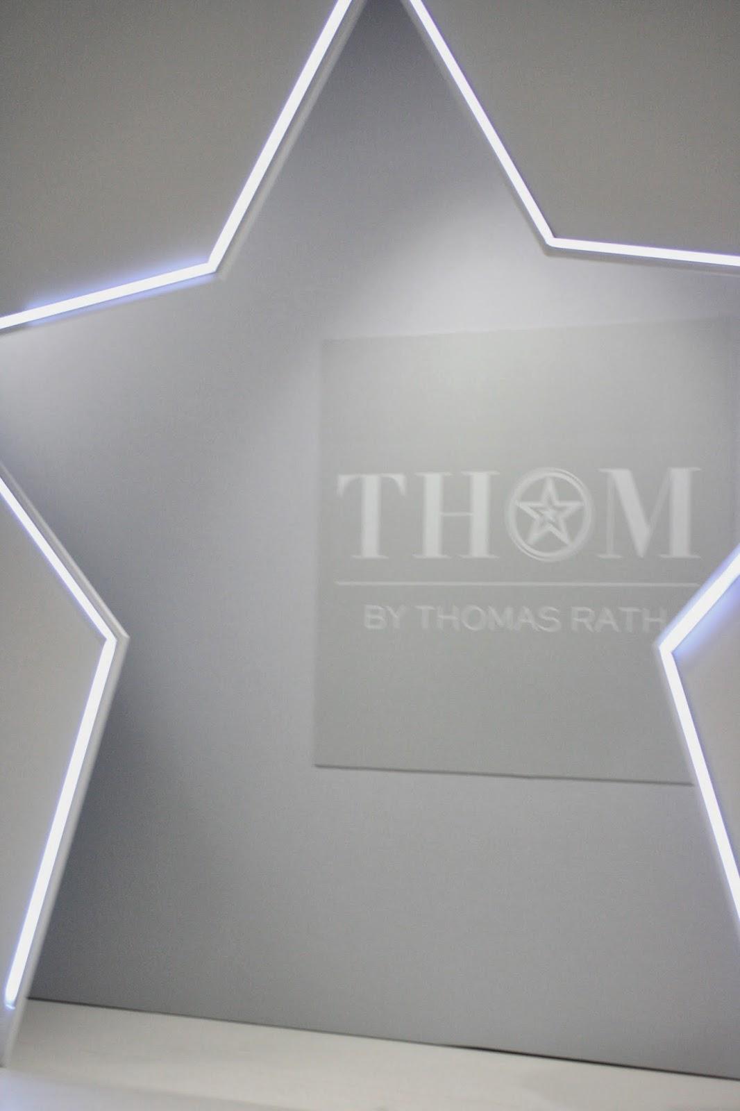 Thomas Rath Kollektion Thom für QVC oder wie Cla Laufen lernte