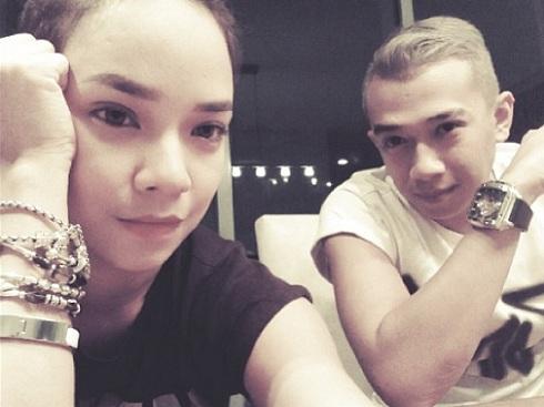 Nora+Danish+dan+Nadeem+8 Gambar Percintaan Nora Danish Dan Nadeem Di Thailand