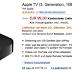 Nova Apple TV também pode ser apresentada no dia 22 de outubro