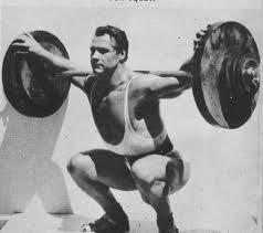 John Grimek Bodybuilder