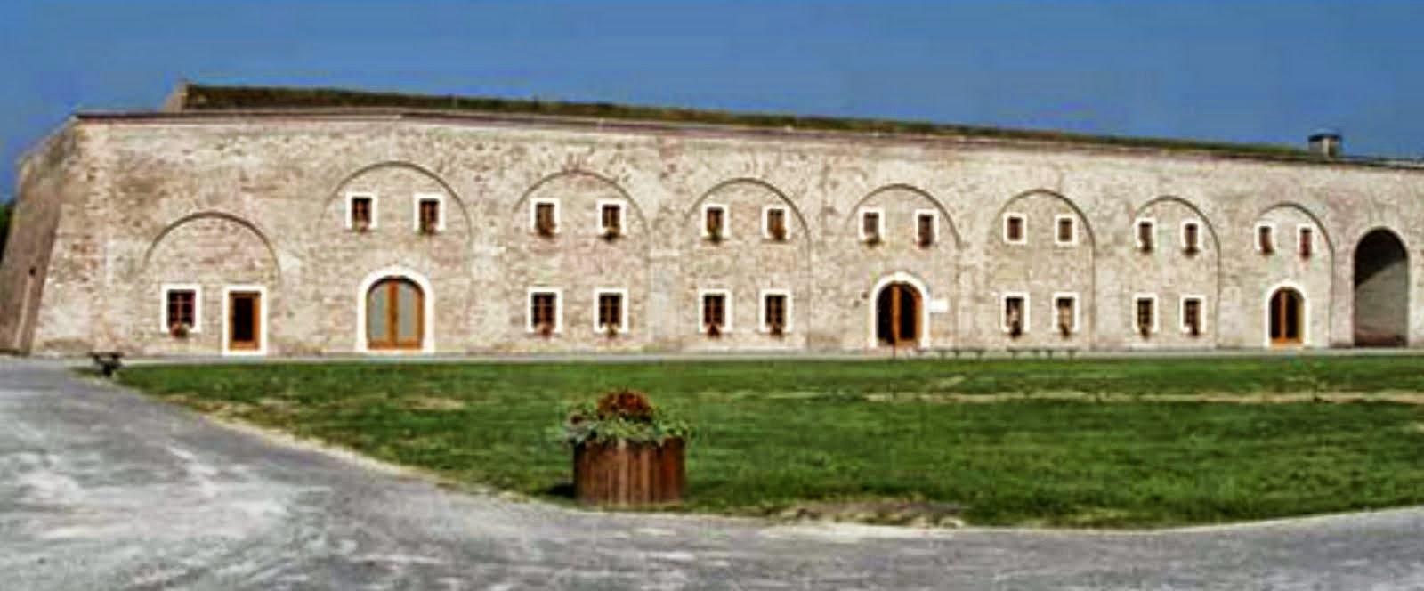 Obnovljeni dio Tvrđave Brod