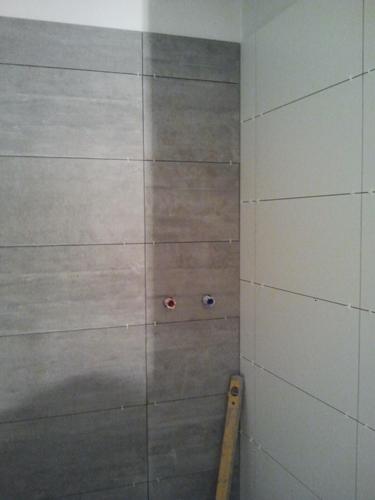 Ein haus f r uns einrichtungs garten und baublog die - Fliesenmuster dusche ...