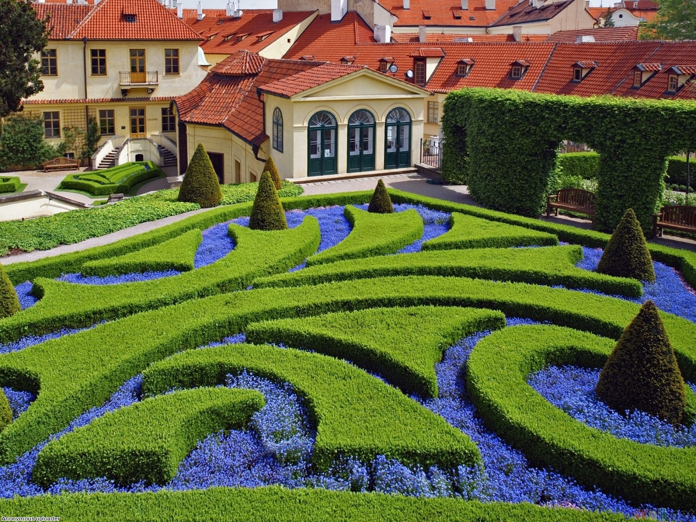 Beautiful gardens bellisima for Garden design history