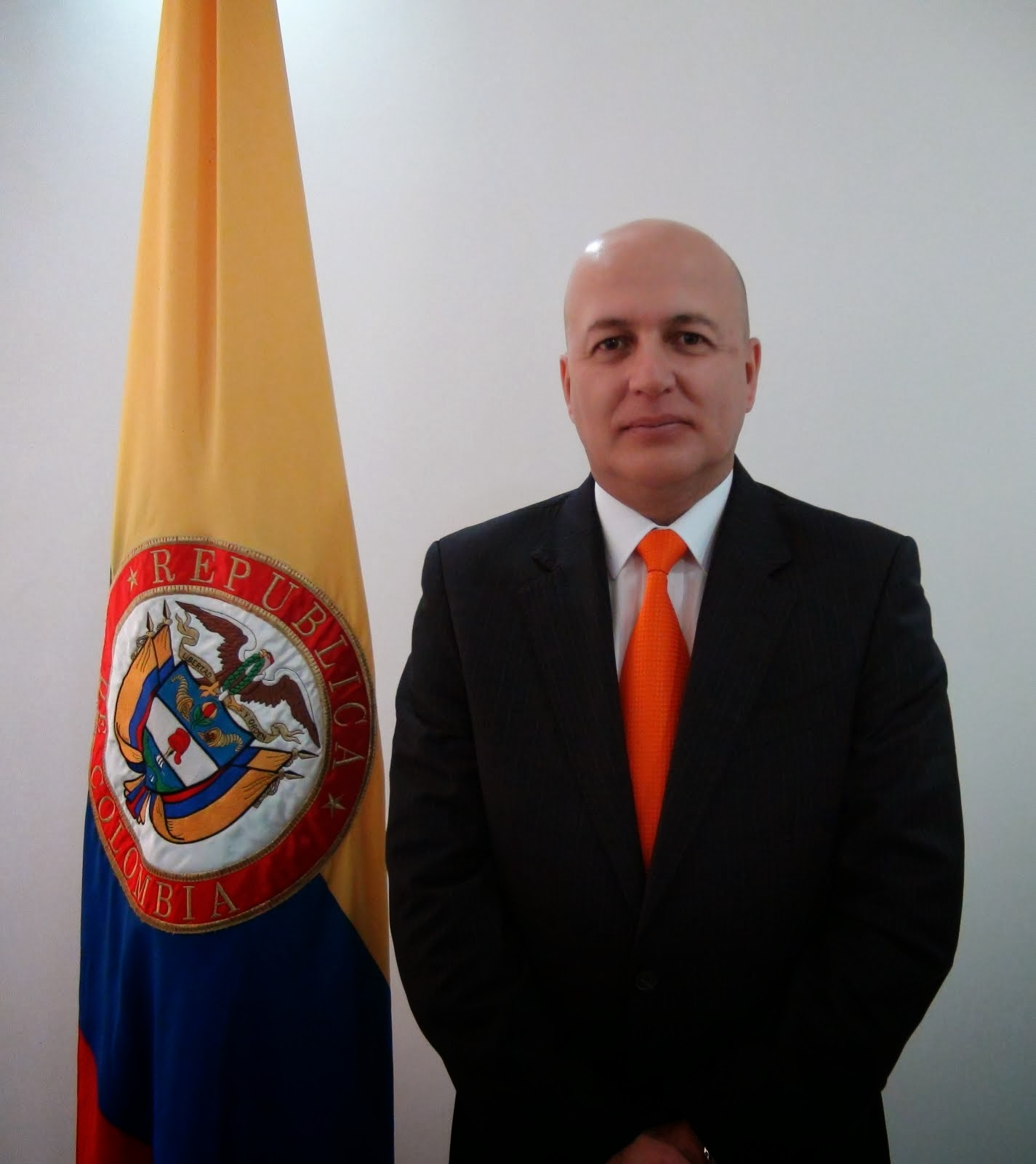 DIRECTOR GENERAL DEFENSA CIVIL COLOMBIANA