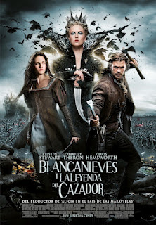 blancanieves y la leyenda del cazador (2012)