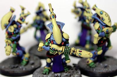 Guardia Espectral Eldar