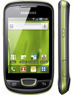 Movil Libre Samsung Galaxy Mini 2