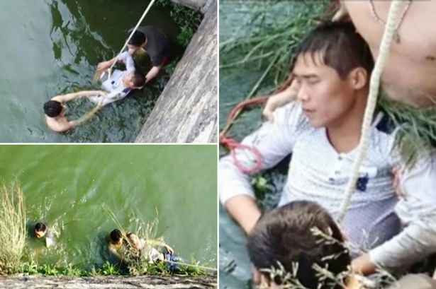Groom Tries To Drown Himself After Meeting 'Ugly' Bride For First Time