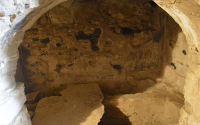 Κύπρος: Στο φως ο τάφος και ερείπια της εκκλησίας του Αγίου Αθανασίου του Πεντασχοινίτη