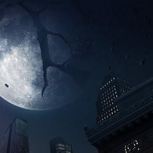 Điều gì sẽ xảy ra nếu Mặt Trăng của chúng ta bị vỡ ?