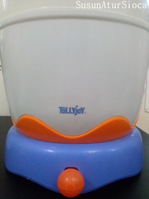 TollyJoy Bottle Sterilizer Untuk Dijual
