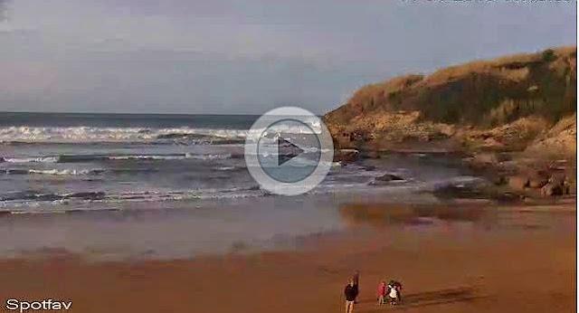 webcam playa de la arena muskiz bizkaia