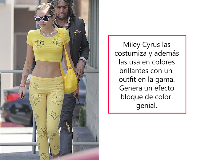 miley cyrus yellow outfit