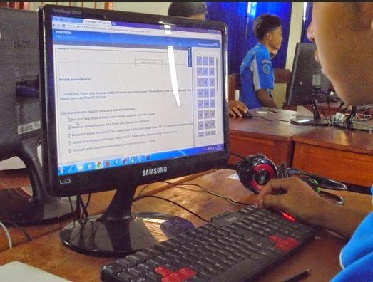 Pelaksanaan UN-CBT (Ujian Nasional – Computer Based Test)