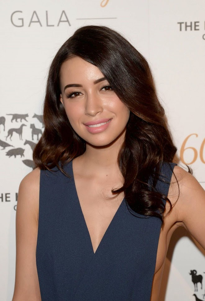 Christian Serratos - Humane Society's 60th Anniversary Gala in Beverly Hills