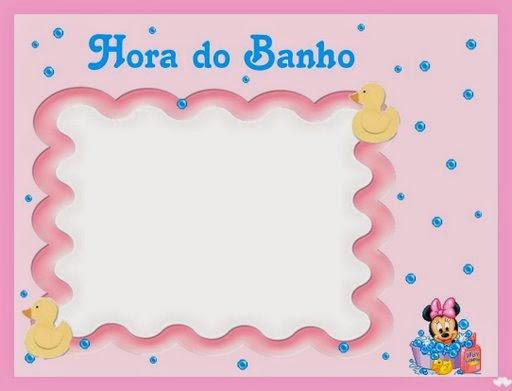 Minnie baby free printable photo album oh my fiesta in - Como hacer un album de fotos ...