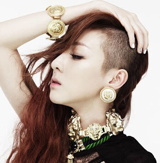 Sandara Park (Dara of 2NE1) joins Twitter; @krungy21 as Twitter handle