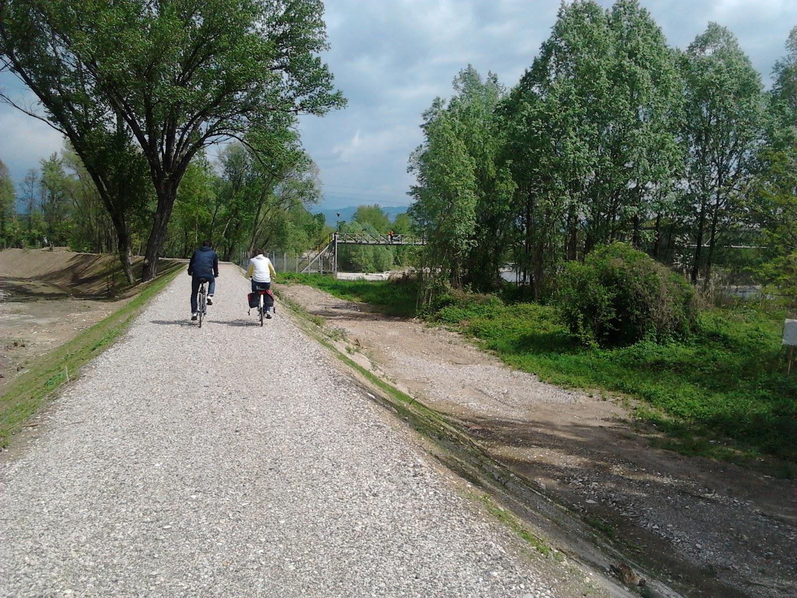 Frosinone bella e brutta e 39 il parco sul fiume cosa - Il giardino sul fiume ...