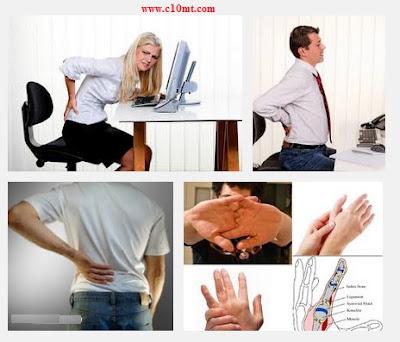 Ba thói quen gây hại đau xương khớp và viêm khớp
