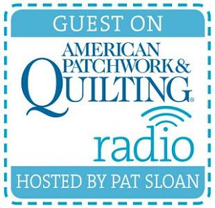 I'm on APQ Radio!