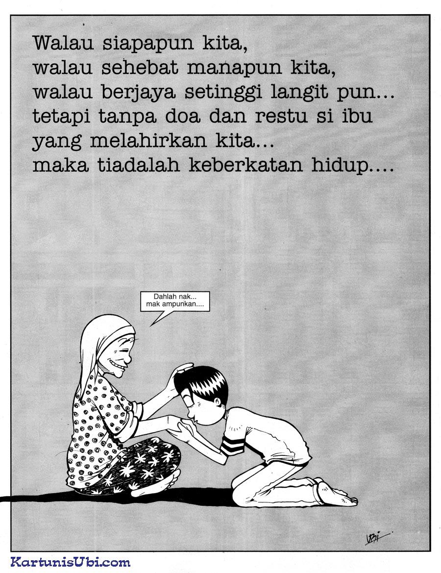 Menghormati Ibu Bapa