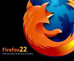 Download Mozilla Firefox 22 Terbaru