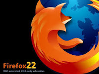 Download Mozilla Firefox 22 Terbaru