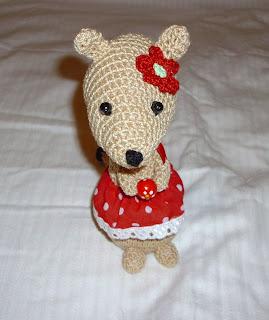 ardilla crochet