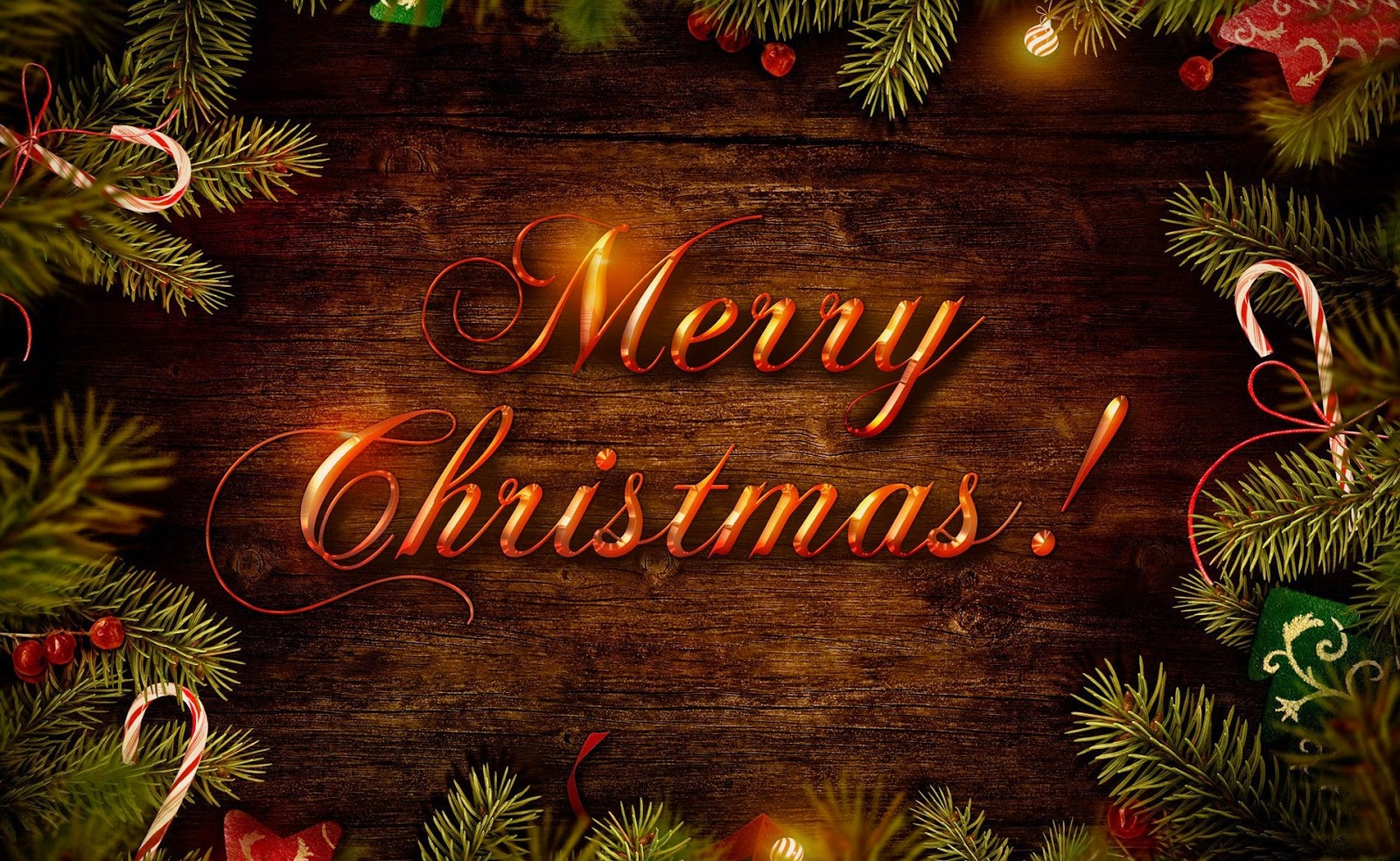 Merry Christmas 2014 Full HD Wallpapers
