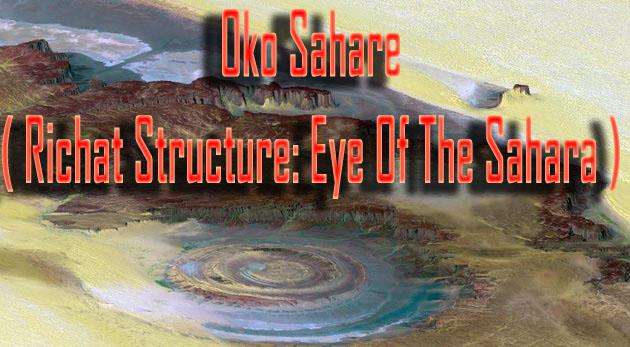 Oko Sahare