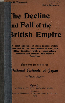 decline of the british civilization During the 20th century, britain underwent a major transformation a country in which a law-abiding individual would hardly notice the existence of the state had become one in which, from the cradle to the grave, no one could avoid it an empire controlling the destiny of one-quarter of the human race,.