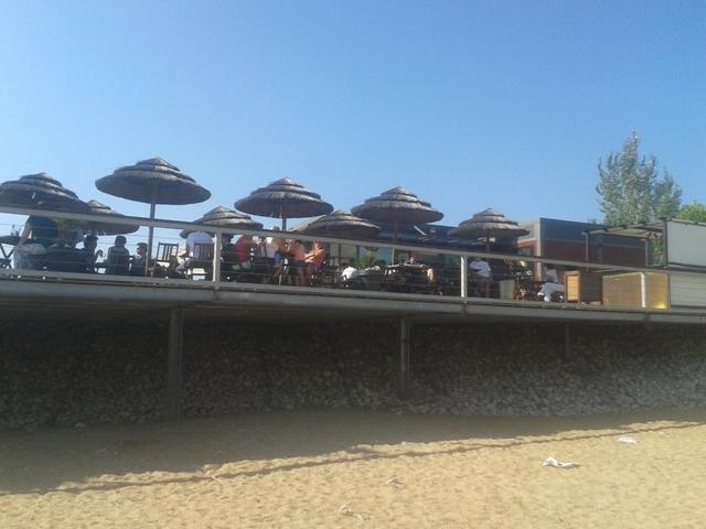 Snack Bar da Praia Fluvial de Coruche