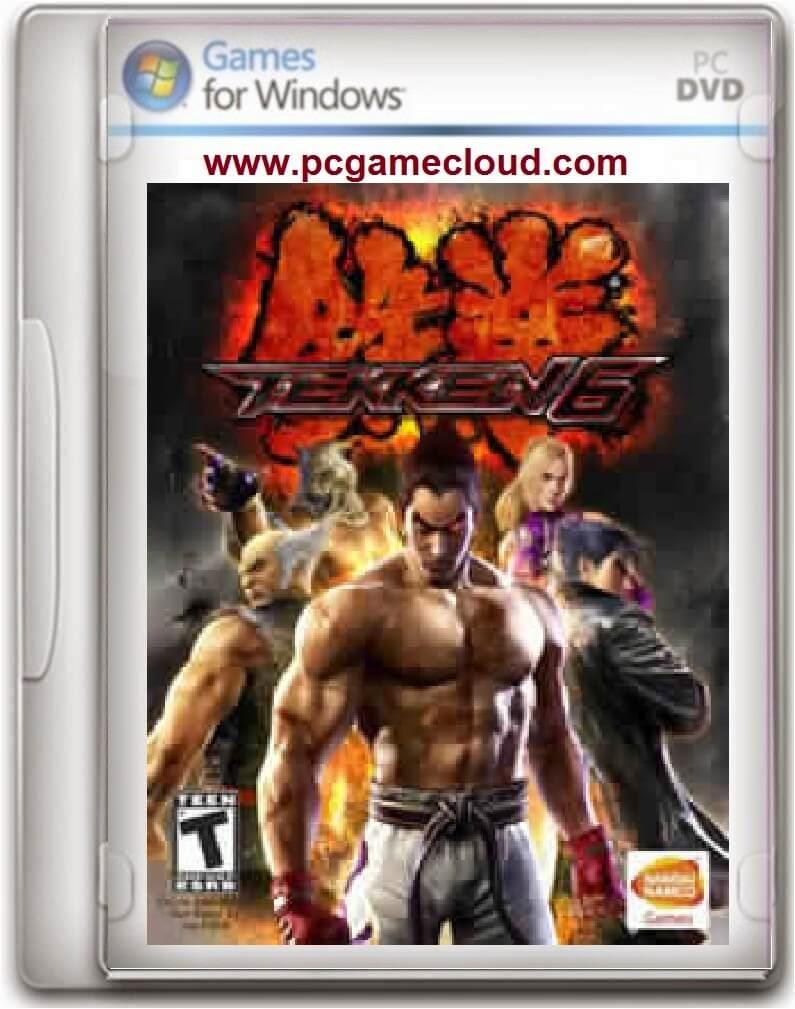 Tekken 6 на pc русская версия скачать торрент бесплатно (816 mb).