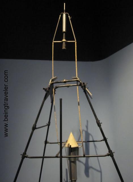 World's First Rocket
