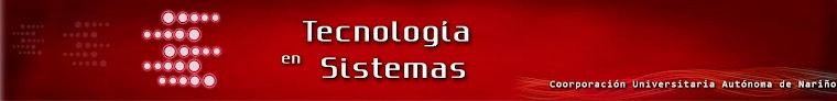 Tecnología en Sistemas Autónoma de Nariño