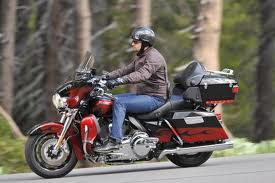 Motorcycle USA 2011 Harley-Davidson CVO First Rides