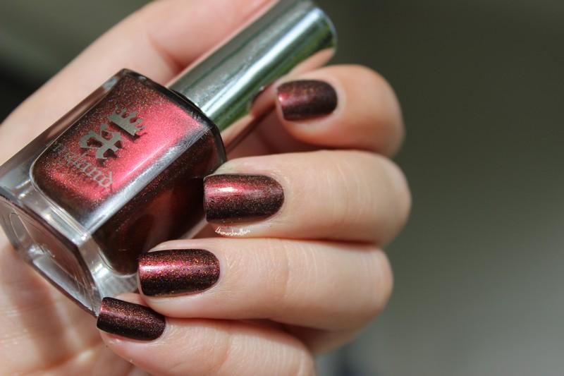 Mode automne/hiver sur mes ongles