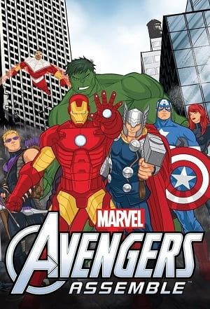 Os Vingadores Unidos - 2ª Temporada Desenhos Torrent Download capa