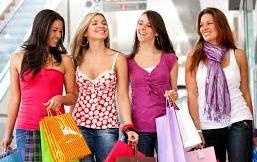 Kepribadian Wanita Bisa Ditebak Dari Caranya Berbelanja