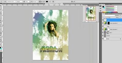 tutorial photoshop portada de revista