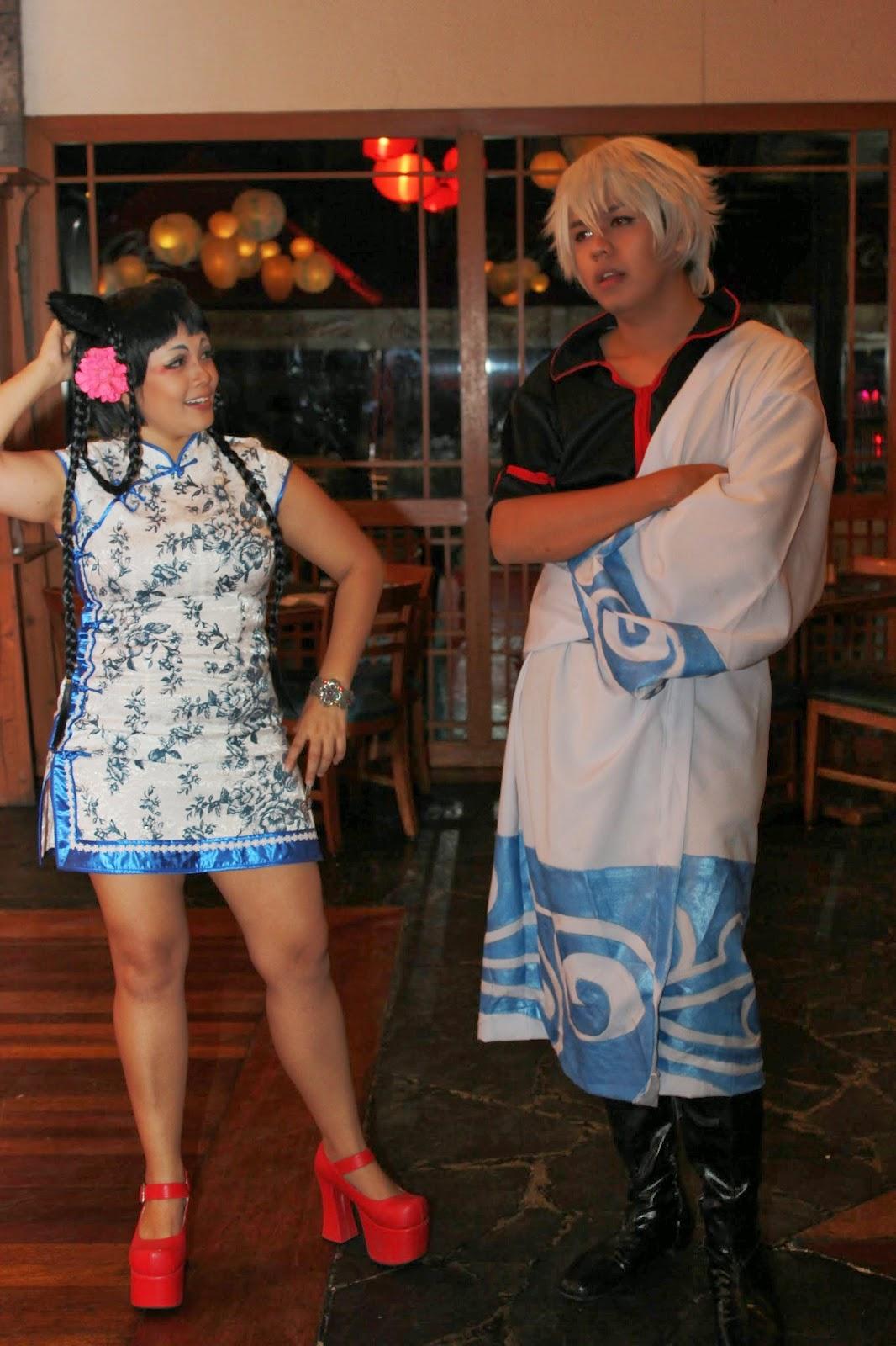 Lara Novales - Ranmao, Stein Vivero - Gin Crossover confusion