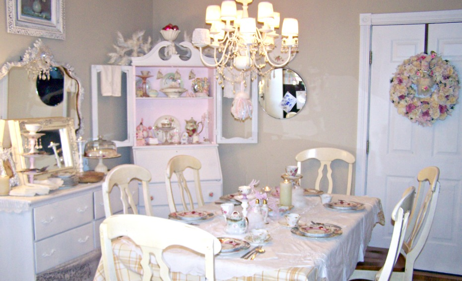 olivia 39 s romantic home shabby chic table setting
