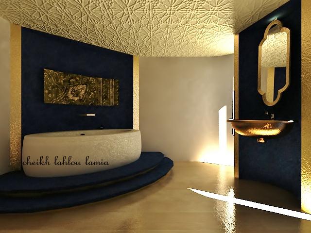 Salle De Bain Marocaine Design