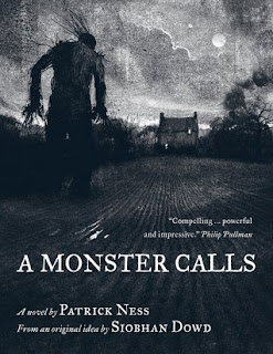 A Monster Calls, Patrick Ness, InToriLex, Top Ten Tuesday