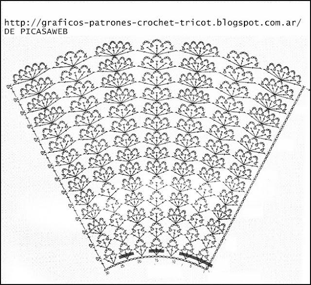TEJIDOS A CROCHET - GANCHILLO - PATRONES: 1/08/13 - 1/09/13