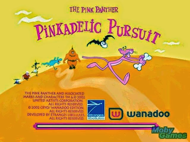 The Pink Panther Pinkadelic Pursuit Free Download