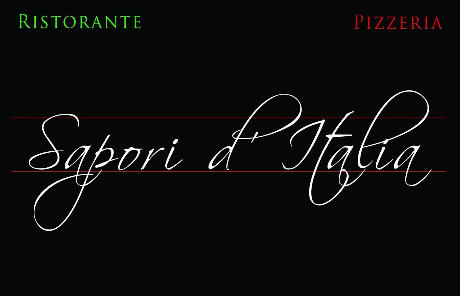 Sapori d'Italia sponsort Konsept