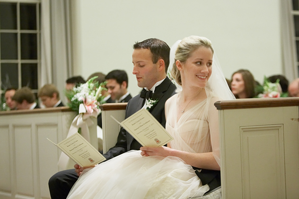 Brown University Wedding