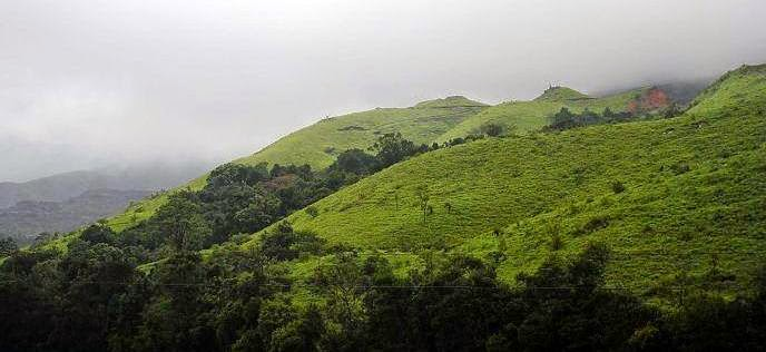 monsoon drive in western ghats