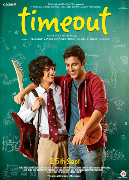Time Out (2015) Movie Poster